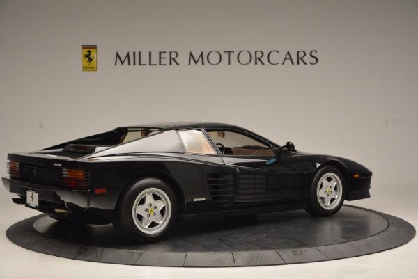 Used 1989 Ferrari Testarossa for sale Sold at Rolls-Royce Motor Cars Greenwich in Greenwich CT 06830 8