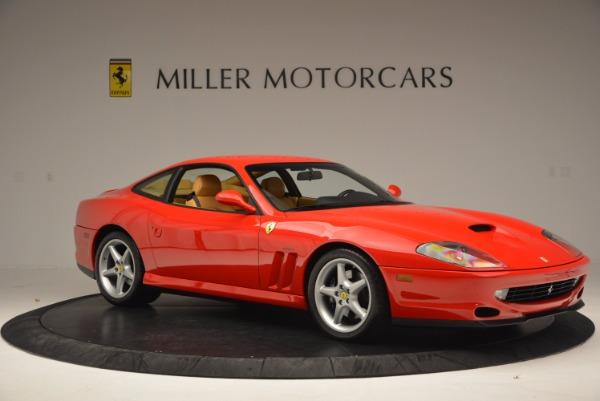 Used 2000 Ferrari 550 Maranello for sale Sold at Rolls-Royce Motor Cars Greenwich in Greenwich CT 06830 10