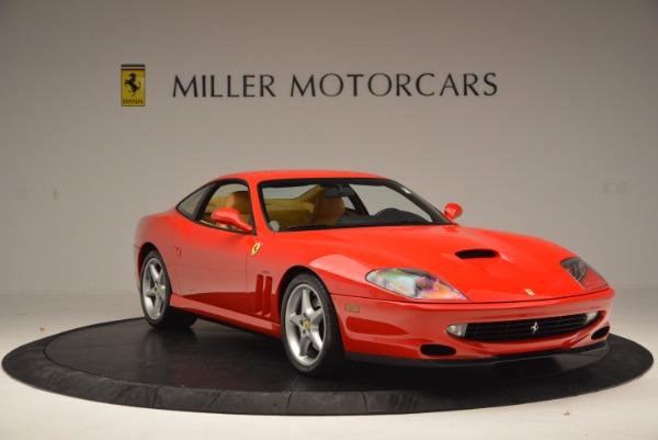 Used 2000 Ferrari 550 Maranello for sale Sold at Rolls-Royce Motor Cars Greenwich in Greenwich CT 06830 11