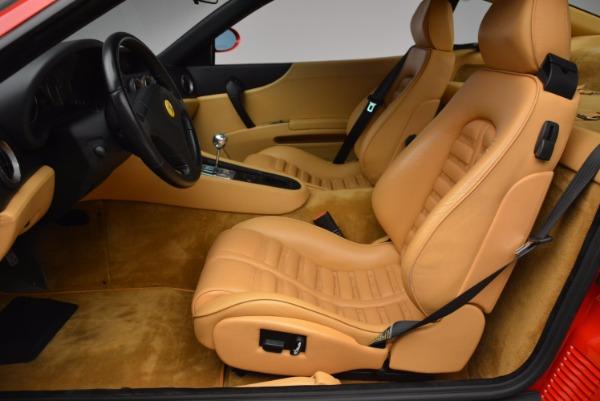 Used 2000 Ferrari 550 Maranello for sale Sold at Rolls-Royce Motor Cars Greenwich in Greenwich CT 06830 14