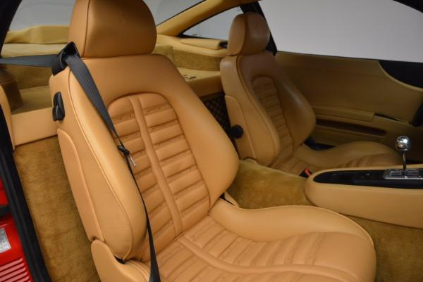 Used 2000 Ferrari 550 Maranello for sale Sold at Rolls-Royce Motor Cars Greenwich in Greenwich CT 06830 19