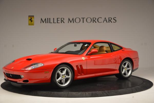 Used 2000 Ferrari 550 Maranello for sale Sold at Rolls-Royce Motor Cars Greenwich in Greenwich CT 06830 2