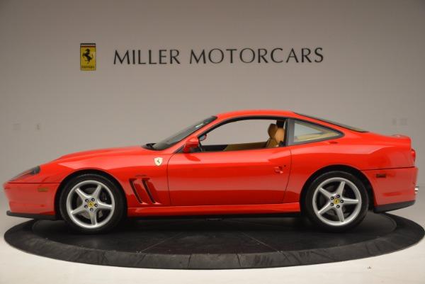 Used 2000 Ferrari 550 Maranello for sale Sold at Rolls-Royce Motor Cars Greenwich in Greenwich CT 06830 3