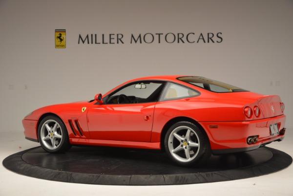 Used 2000 Ferrari 550 Maranello for sale Sold at Rolls-Royce Motor Cars Greenwich in Greenwich CT 06830 4
