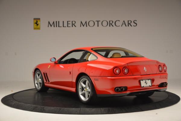 Used 2000 Ferrari 550 Maranello for sale Sold at Rolls-Royce Motor Cars Greenwich in Greenwich CT 06830 5