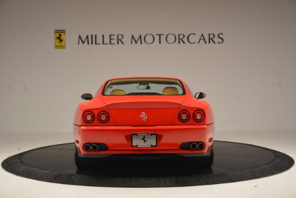 Used 2000 Ferrari 550 Maranello for sale Sold at Rolls-Royce Motor Cars Greenwich in Greenwich CT 06830 6