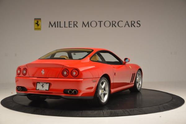 Used 2000 Ferrari 550 Maranello for sale Sold at Rolls-Royce Motor Cars Greenwich in Greenwich CT 06830 7