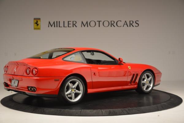 Used 2000 Ferrari 550 Maranello for sale Sold at Rolls-Royce Motor Cars Greenwich in Greenwich CT 06830 8