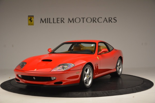 Used 2000 Ferrari 550 Maranello for sale Sold at Rolls-Royce Motor Cars Greenwich in Greenwich CT 06830 1
