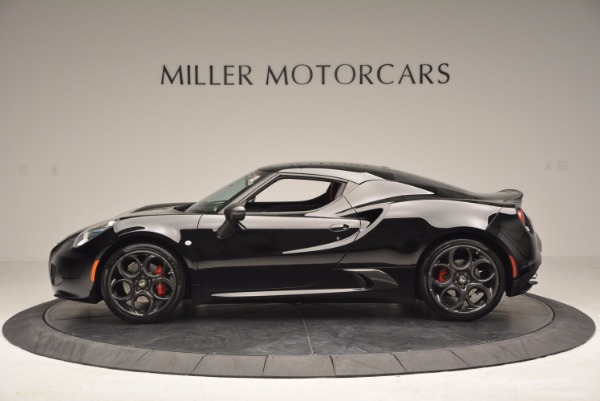 New 2016 Alfa Romeo 4C for sale Sold at Rolls-Royce Motor Cars Greenwich in Greenwich CT 06830 3