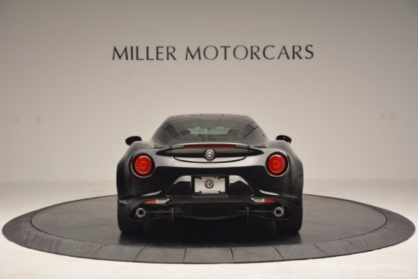 New 2016 Alfa Romeo 4C for sale Sold at Rolls-Royce Motor Cars Greenwich in Greenwich CT 06830 6