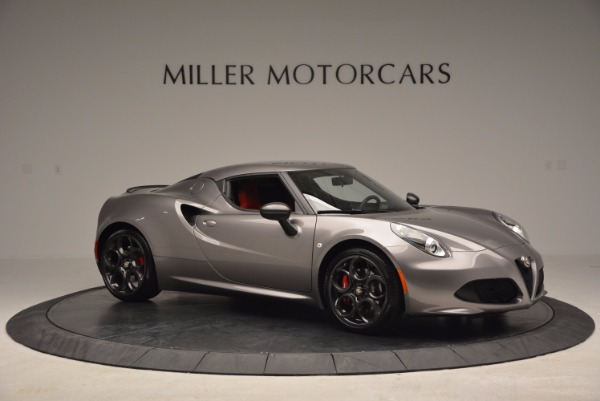 New 2016 Alfa Romeo 4C for sale Sold at Rolls-Royce Motor Cars Greenwich in Greenwich CT 06830 10