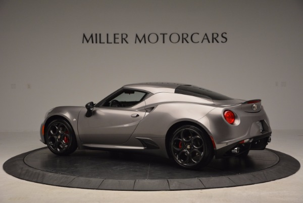 New 2016 Alfa Romeo 4C for sale Sold at Rolls-Royce Motor Cars Greenwich in Greenwich CT 06830 4