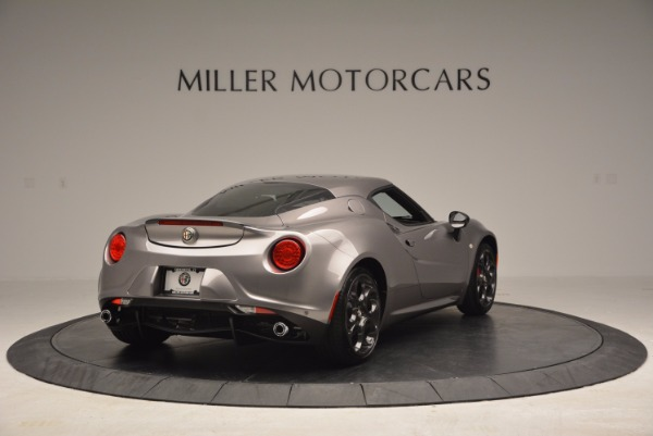 New 2016 Alfa Romeo 4C for sale Sold at Rolls-Royce Motor Cars Greenwich in Greenwich CT 06830 7
