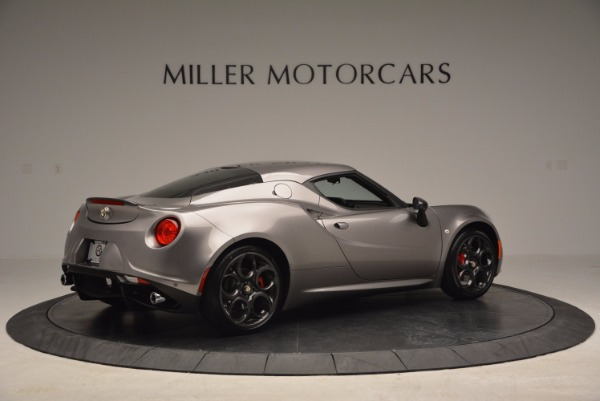 New 2016 Alfa Romeo 4C for sale Sold at Rolls-Royce Motor Cars Greenwich in Greenwich CT 06830 8