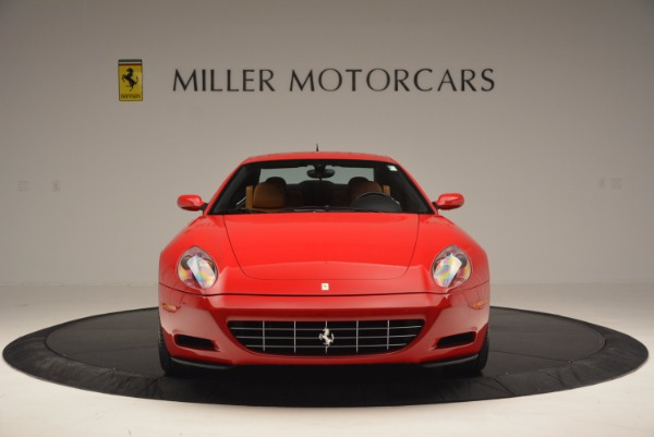 Used 2005 Ferrari 612 Scaglietti for sale Sold at Rolls-Royce Motor Cars Greenwich in Greenwich CT 06830 12