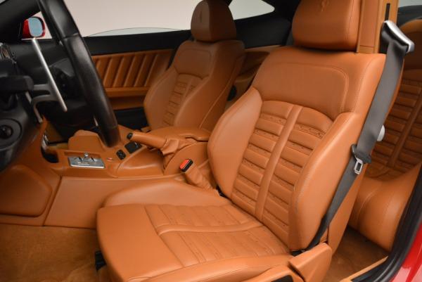 Used 2005 Ferrari 612 Scaglietti for sale Sold at Rolls-Royce Motor Cars Greenwich in Greenwich CT 06830 15