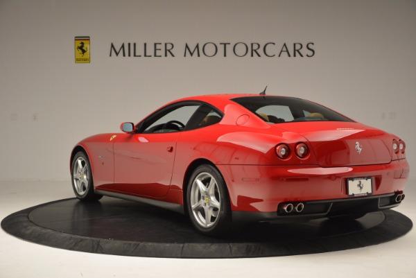 Used 2005 Ferrari 612 Scaglietti for sale Sold at Rolls-Royce Motor Cars Greenwich in Greenwich CT 06830 5