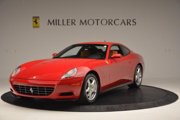 Used 2005 Ferrari 612 Scaglietti for sale Sold at Rolls-Royce Motor Cars Greenwich in Greenwich CT 06830 1