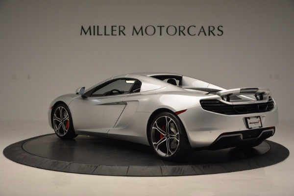 Used 2014 McLaren MP4-12C Spider for sale Sold at Rolls-Royce Motor Cars Greenwich in Greenwich CT 06830 17