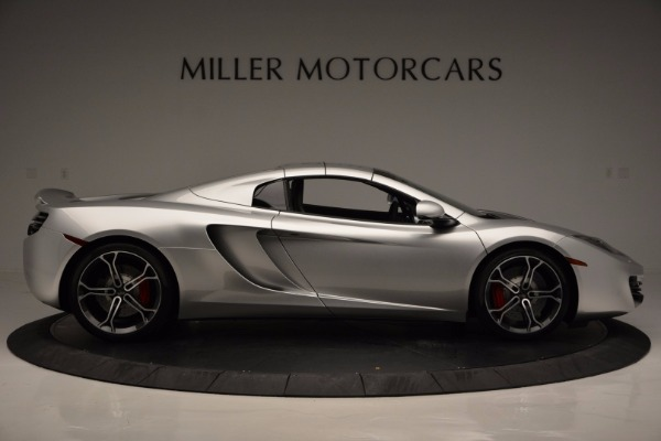 Used 2014 McLaren MP4-12C Spider for sale Sold at Rolls-Royce Motor Cars Greenwich in Greenwich CT 06830 20
