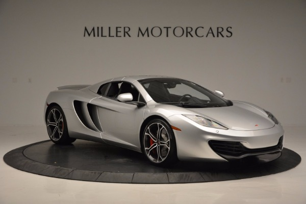 Used 2014 McLaren MP4-12C Spider for sale Sold at Rolls-Royce Motor Cars Greenwich in Greenwich CT 06830 21