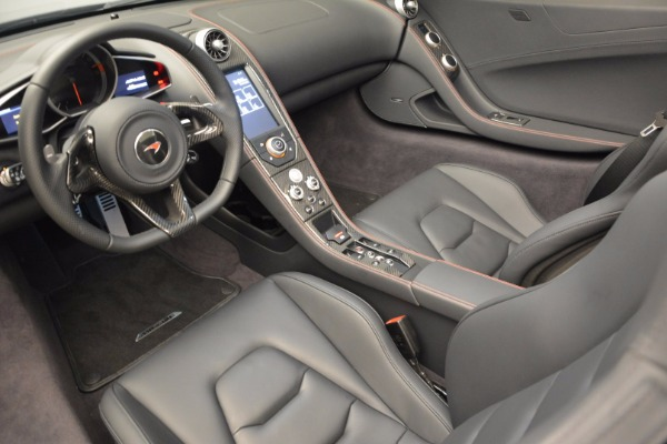 Used 2014 McLaren MP4-12C Spider for sale Sold at Rolls-Royce Motor Cars Greenwich in Greenwich CT 06830 22