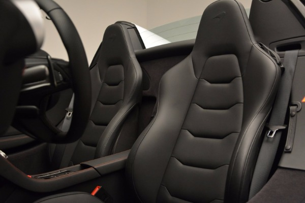 Used 2014 McLaren MP4-12C Spider for sale Sold at Rolls-Royce Motor Cars Greenwich in Greenwich CT 06830 24