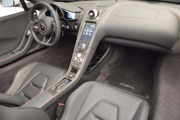 Used 2014 McLaren MP4-12C Spider for sale Sold at Rolls-Royce Motor Cars Greenwich in Greenwich CT 06830 26