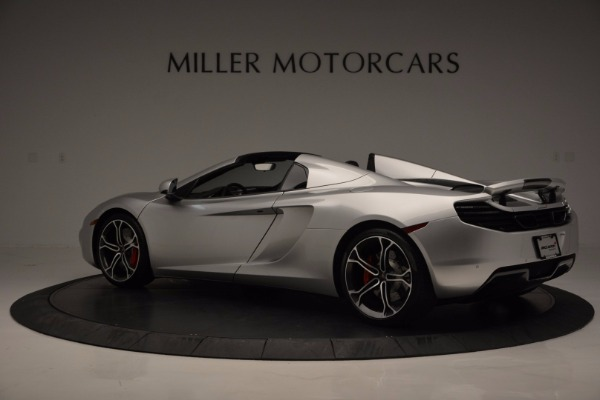 Used 2014 McLaren MP4-12C Spider for sale Sold at Rolls-Royce Motor Cars Greenwich in Greenwich CT 06830 4