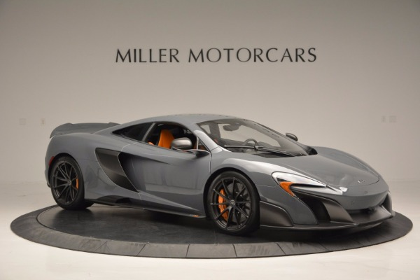 Used 2016 McLaren 675LT for sale Sold at Rolls-Royce Motor Cars Greenwich in Greenwich CT 06830 10