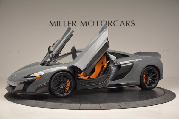 Used 2016 McLaren 675LT for sale Sold at Rolls-Royce Motor Cars Greenwich in Greenwich CT 06830 15