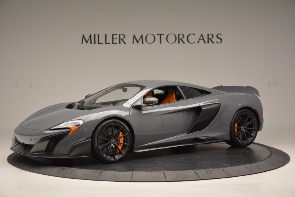 Used 2016 McLaren 675LT for sale Sold at Rolls-Royce Motor Cars Greenwich in Greenwich CT 06830 2
