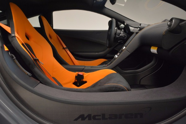 Used 2016 McLaren 675LT for sale Sold at Rolls-Royce Motor Cars Greenwich in Greenwich CT 06830 20