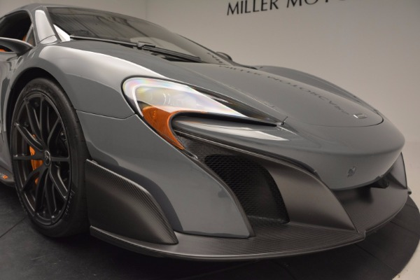 Used 2016 McLaren 675LT for sale Sold at Rolls-Royce Motor Cars Greenwich in Greenwich CT 06830 22