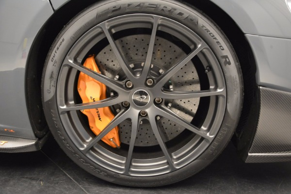 Used 2016 McLaren 675LT for sale Sold at Rolls-Royce Motor Cars Greenwich in Greenwich CT 06830 23