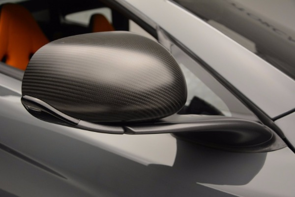 Used 2016 McLaren 675LT for sale Sold at Rolls-Royce Motor Cars Greenwich in Greenwich CT 06830 24