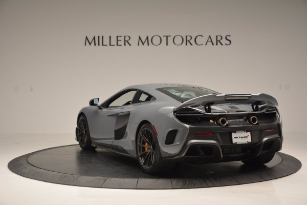 Used 2016 McLaren 675LT for sale Sold at Rolls-Royce Motor Cars Greenwich in Greenwich CT 06830 5