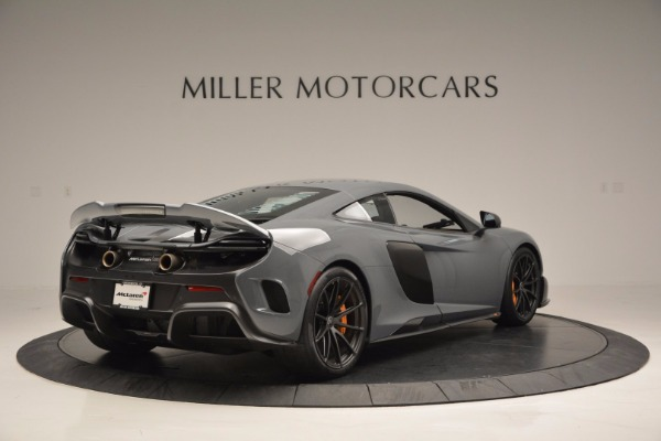 Used 2016 McLaren 675LT for sale Sold at Rolls-Royce Motor Cars Greenwich in Greenwich CT 06830 7