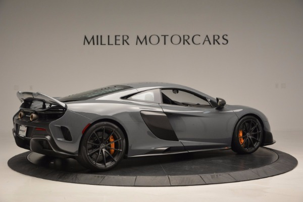 Used 2016 McLaren 675LT for sale Sold at Rolls-Royce Motor Cars Greenwich in Greenwich CT 06830 8