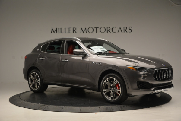 Used 2017 Maserati Levante Ex Service Loaner for sale Sold at Rolls-Royce Motor Cars Greenwich in Greenwich CT 06830 10