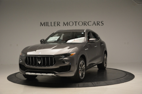 Used 2017 Maserati Levante Ex Service Loaner for sale Sold at Rolls-Royce Motor Cars Greenwich in Greenwich CT 06830 1