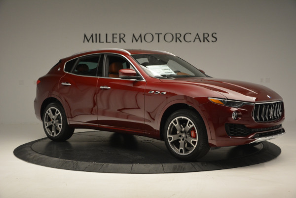 New 2017 Maserati Levante for sale Sold at Rolls-Royce Motor Cars Greenwich in Greenwich CT 06830 10