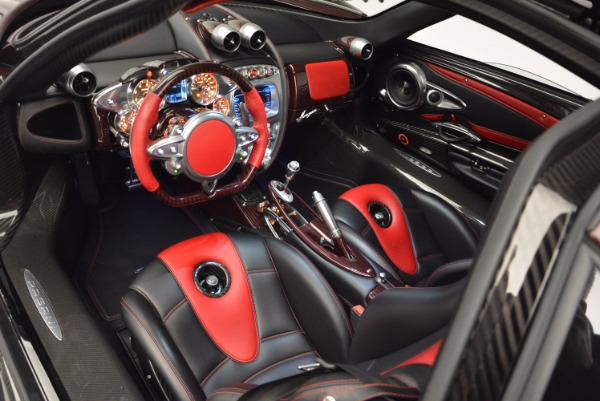 Used 2014 Pagani Huyara for sale Sold at Rolls-Royce Motor Cars Greenwich in Greenwich CT 06830 10