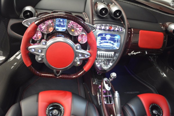 Used 2014 Pagani Huyara for sale Sold at Rolls-Royce Motor Cars Greenwich in Greenwich CT 06830 12