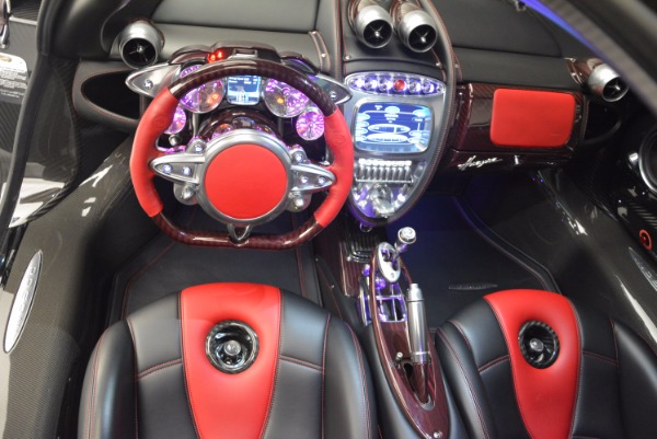Used 2014 Pagani Huyara for sale Sold at Rolls-Royce Motor Cars Greenwich in Greenwich CT 06830 13