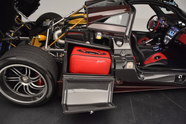 Used 2014 Pagani Huyara for sale Sold at Rolls-Royce Motor Cars Greenwich in Greenwich CT 06830 16