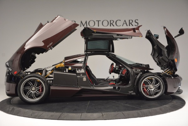 Used 2014 Pagani Huyara for sale Sold at Rolls-Royce Motor Cars Greenwich in Greenwich CT 06830 17