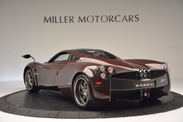 Used 2014 Pagani Huyara for sale Sold at Rolls-Royce Motor Cars Greenwich in Greenwich CT 06830 4