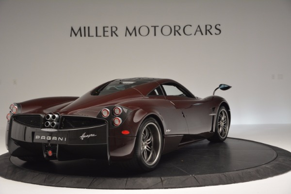Used 2014 Pagani Huyara for sale Sold at Rolls-Royce Motor Cars Greenwich in Greenwich CT 06830 6
